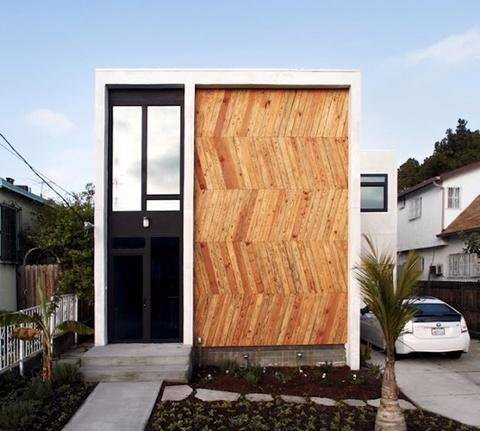 sunia wood clad