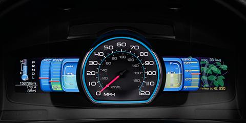 SmartGauge design by Formosa for Ford