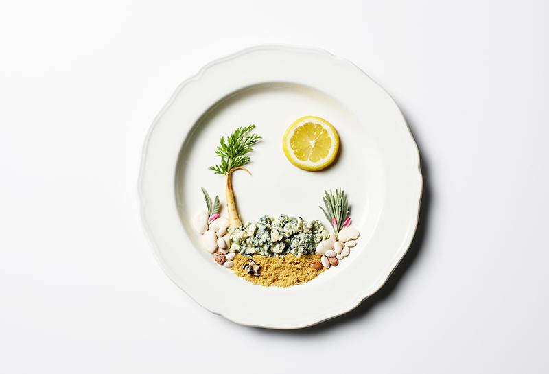ff julia plate food