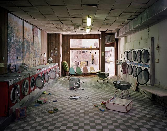 Post-Apocalyptic Dioramas by Lori Nix