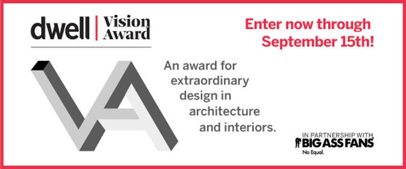 dwell vision award