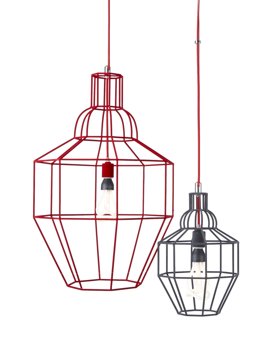 Paola Navone lighting for Crate & Barrel collection Fall 2013