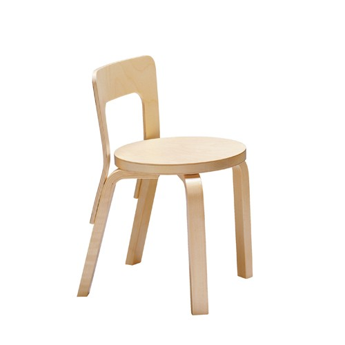 plywood chair 65 by artek