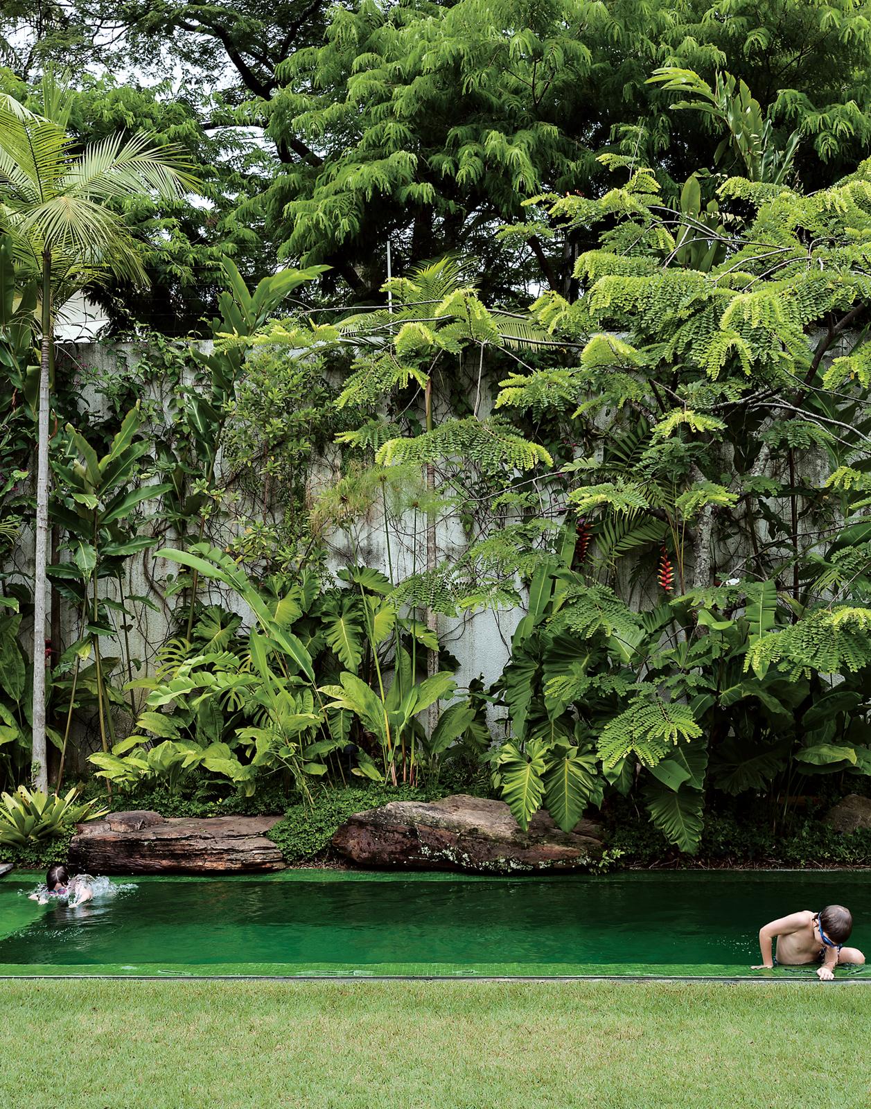 big reveal pool