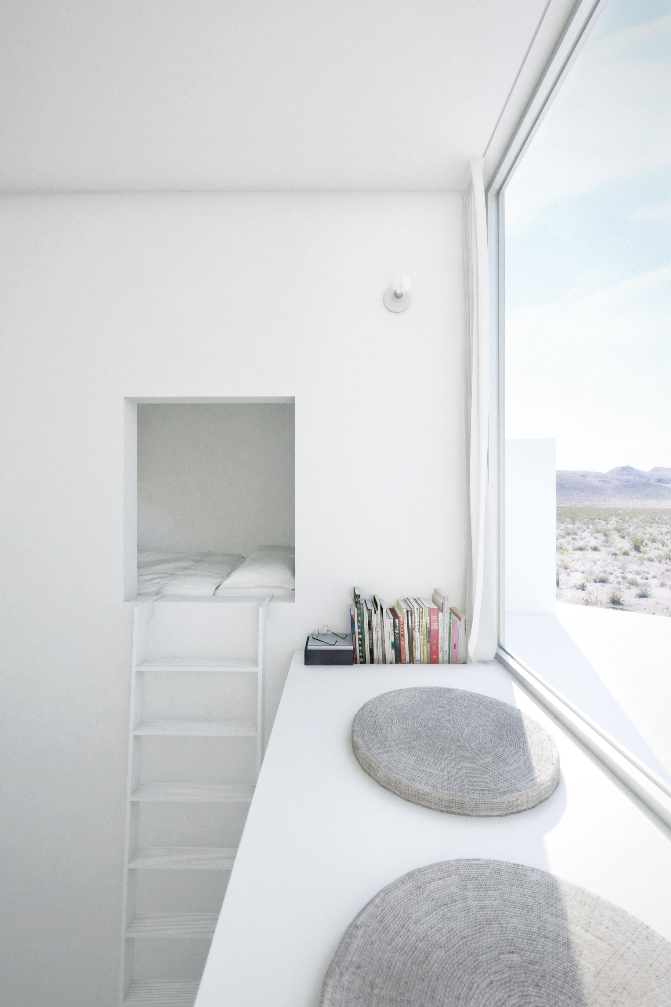 concept privacy interior sunrise suite