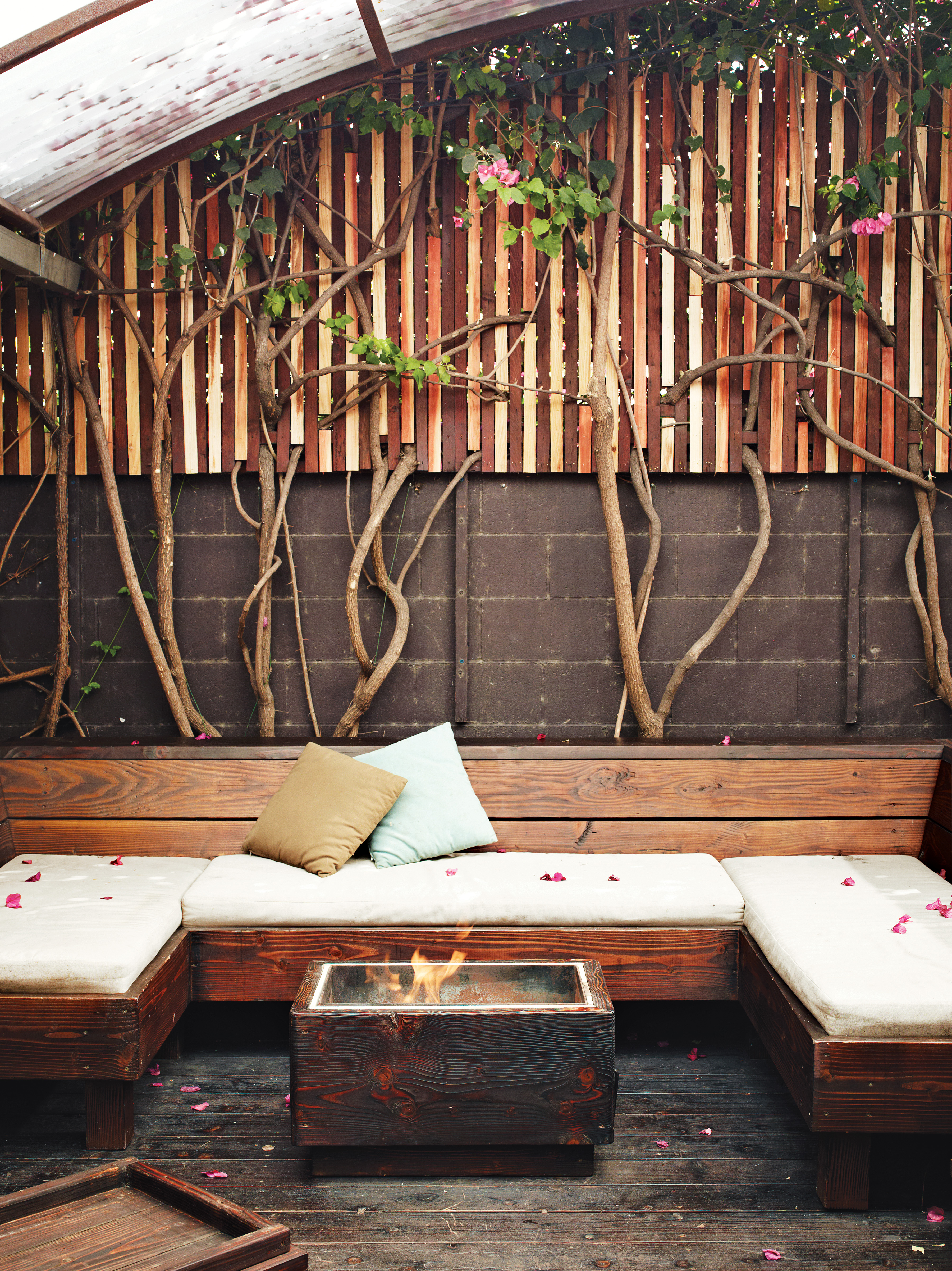 hollywood cabin loft