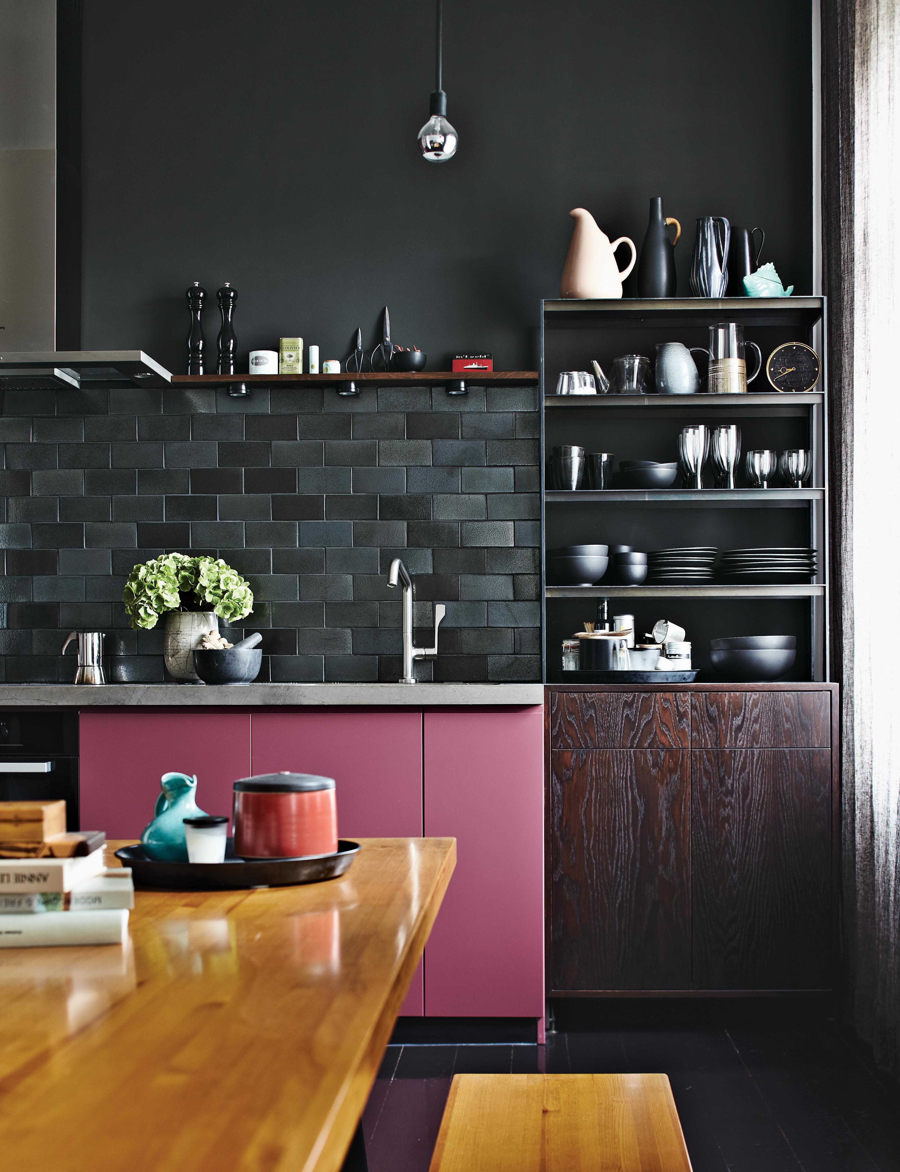 berlin apartment interior kitchen