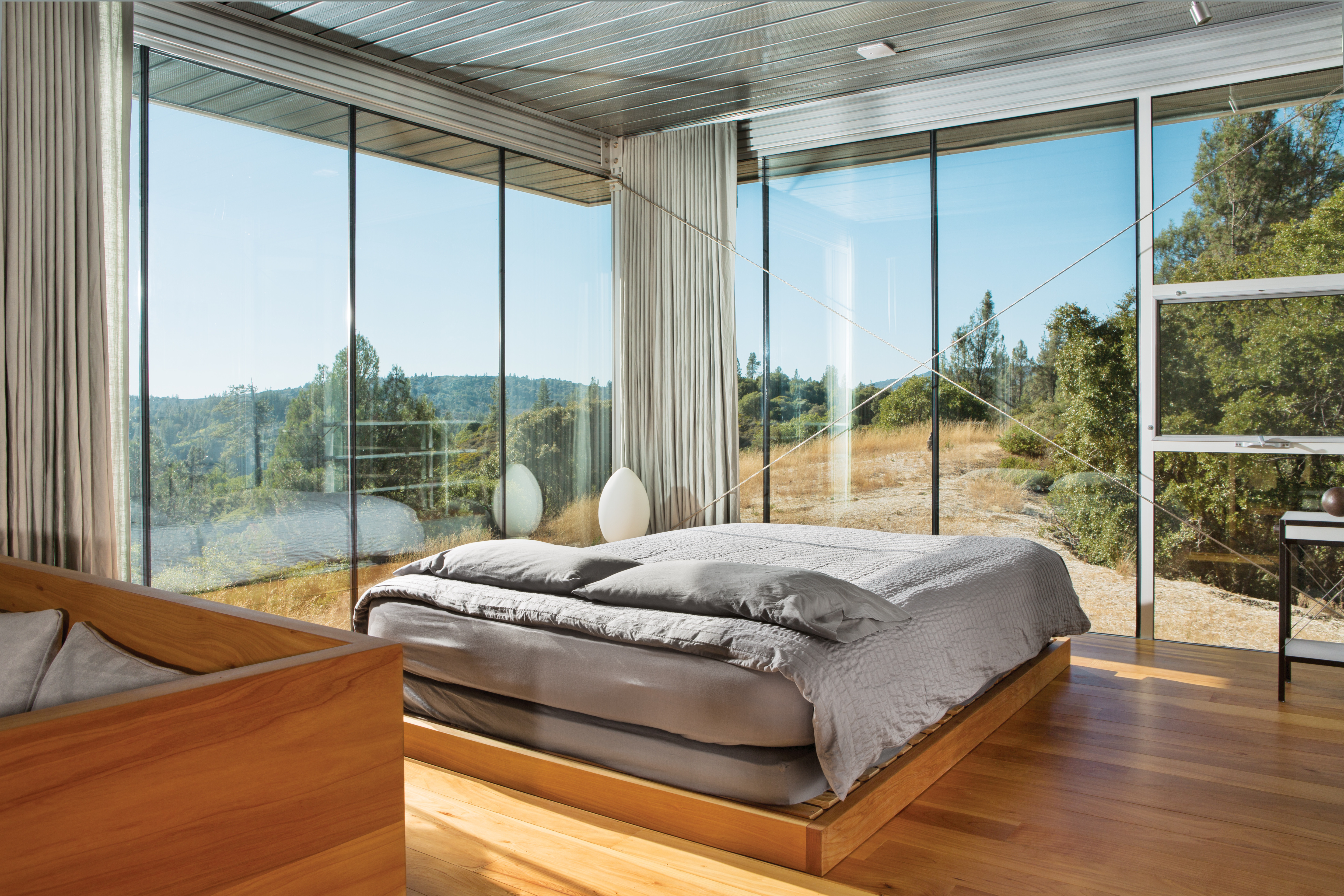 clearlake house interior bedroom