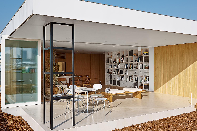 Shigeru Ban interior design