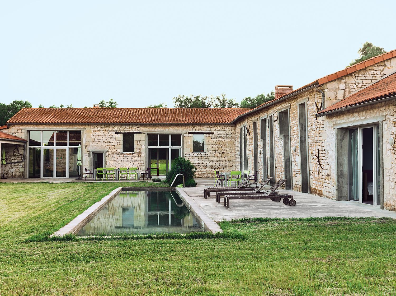 farmhouse, stone, Matali Crasset