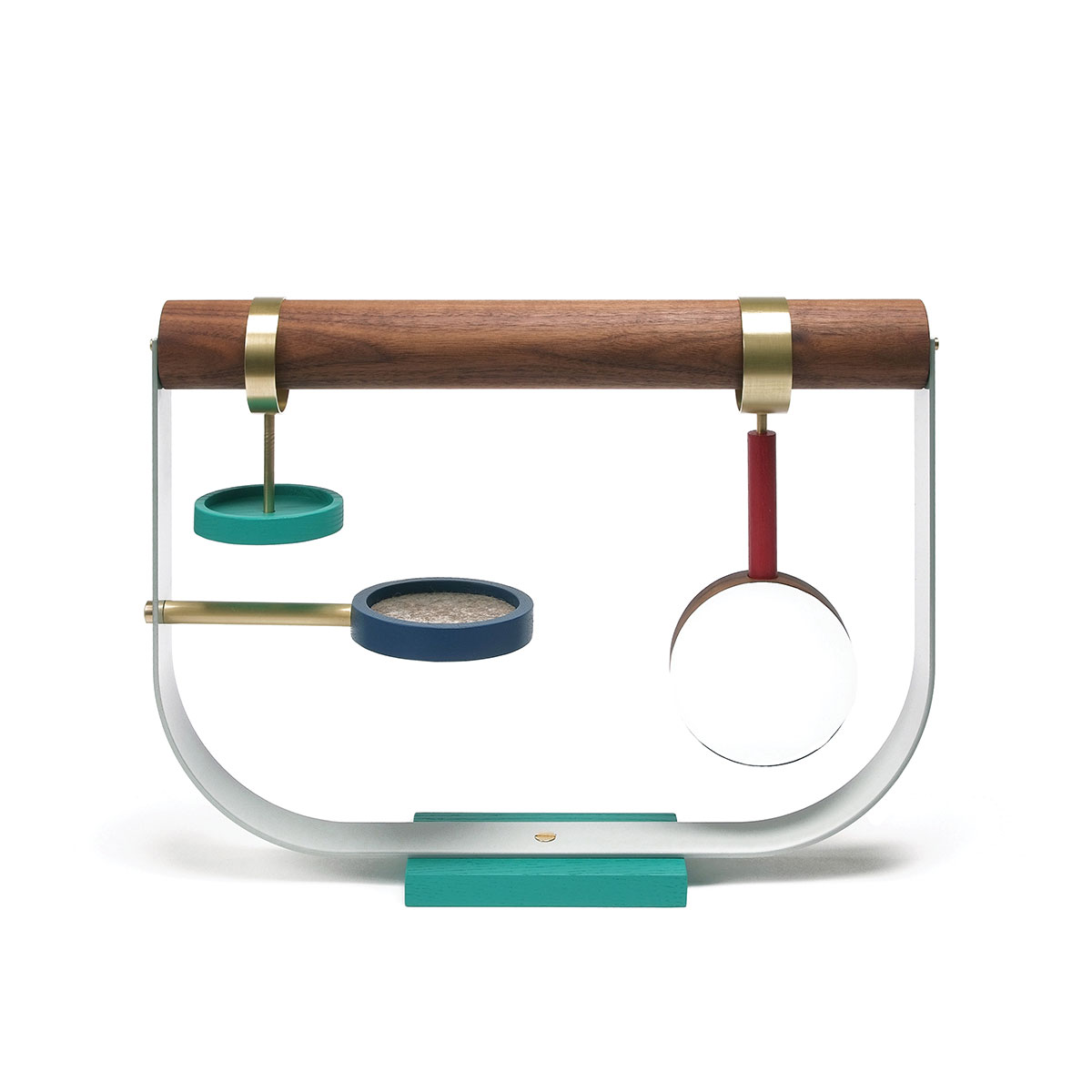 Zoë Mowat, jewelry stand, Dwell store, Dwell on Design, Los Angeles, Montreal, Montreal designers