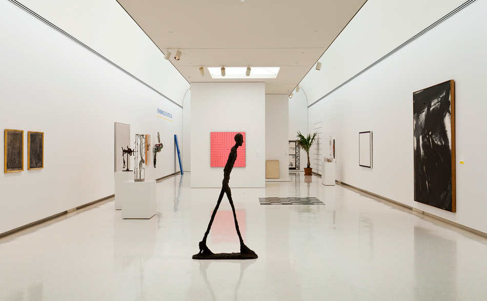 scaife contemporary art galleries at carnegie museum of art in pittsburgh