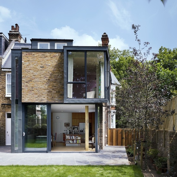 Milman Road Renovation in London by Syte Architecture