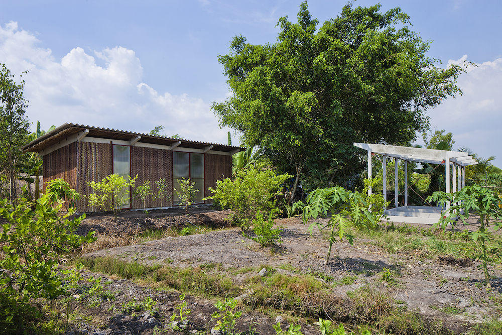The S House Prefab Prototype in Vietnam