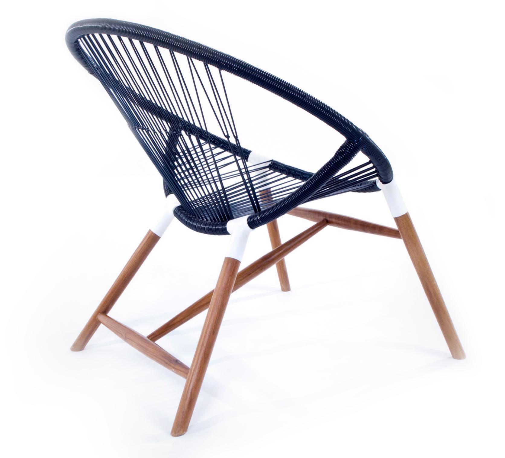 Ikono Chair by Claudia & Harry Washington
