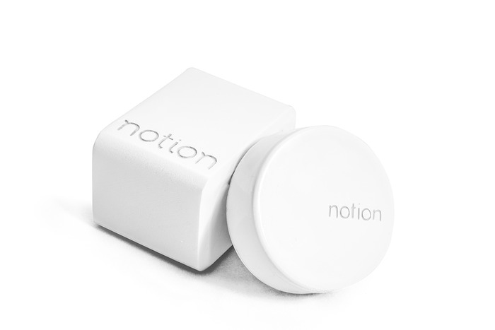 Notion home security sensors to be placed throughout the home
