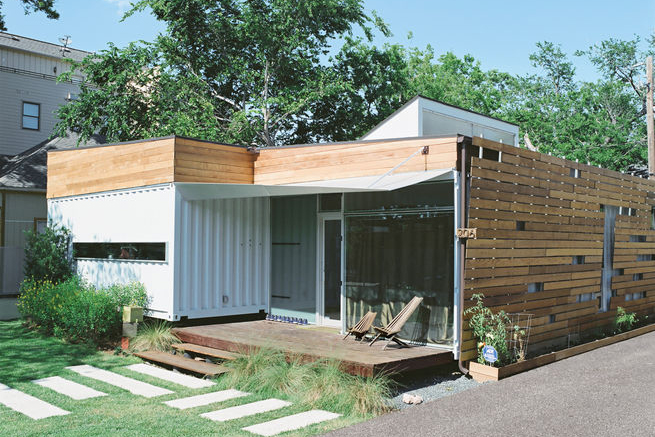 freeman feldmann house houston texas exterior