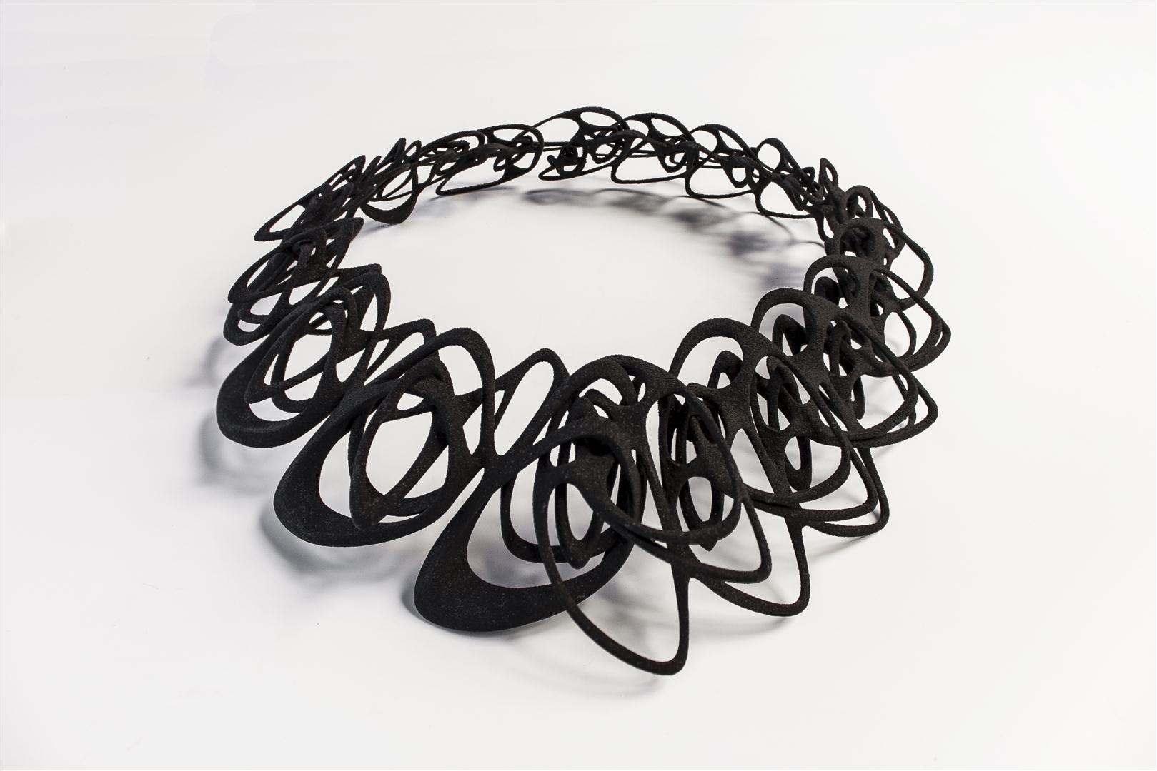 Jenny Wu 3-D printed jewelry