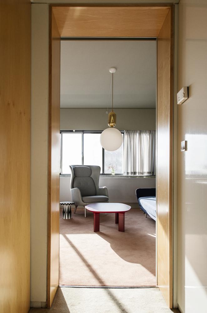 SAS Copenhagen Hotel Room