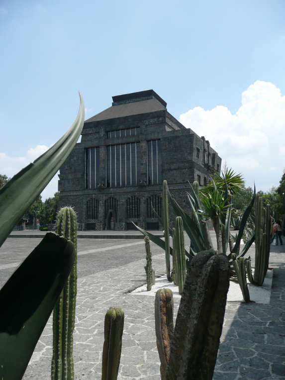 Museo Anahuacalli in Mexico City