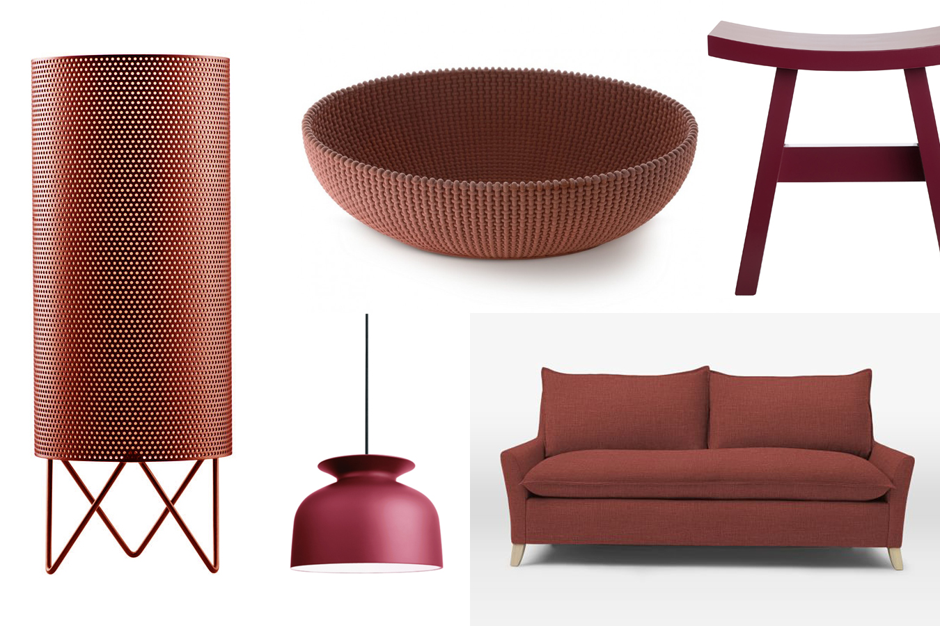 Pantone Marsala color of the year
