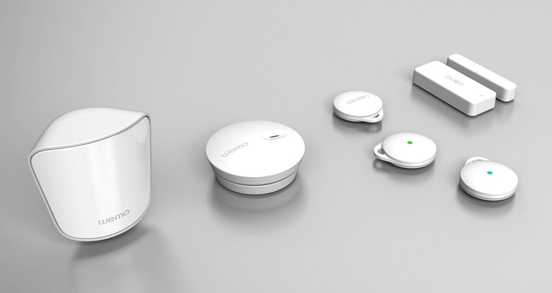 WeMo Sensors CES 2015