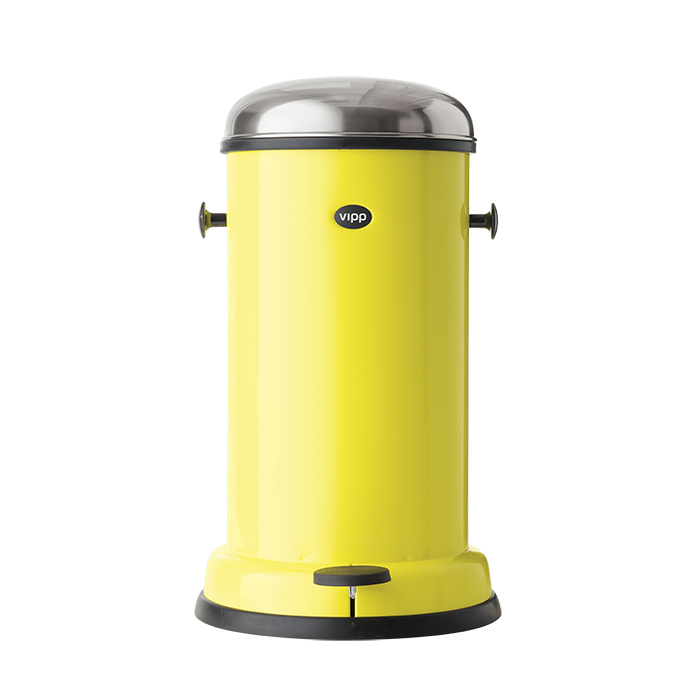 Pedal Bin 14-liter trash can by Vipp