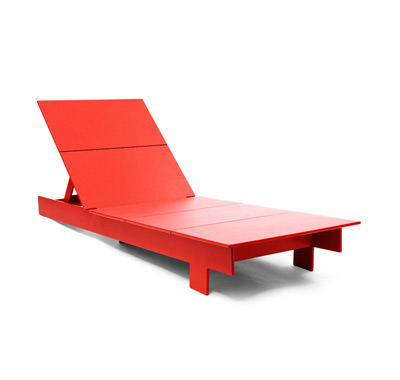 Loll chaise longue outdoor furniture