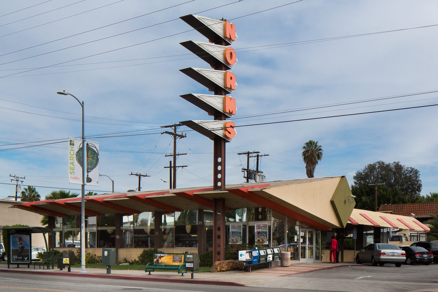 norms googie design la cienega los angeles 2