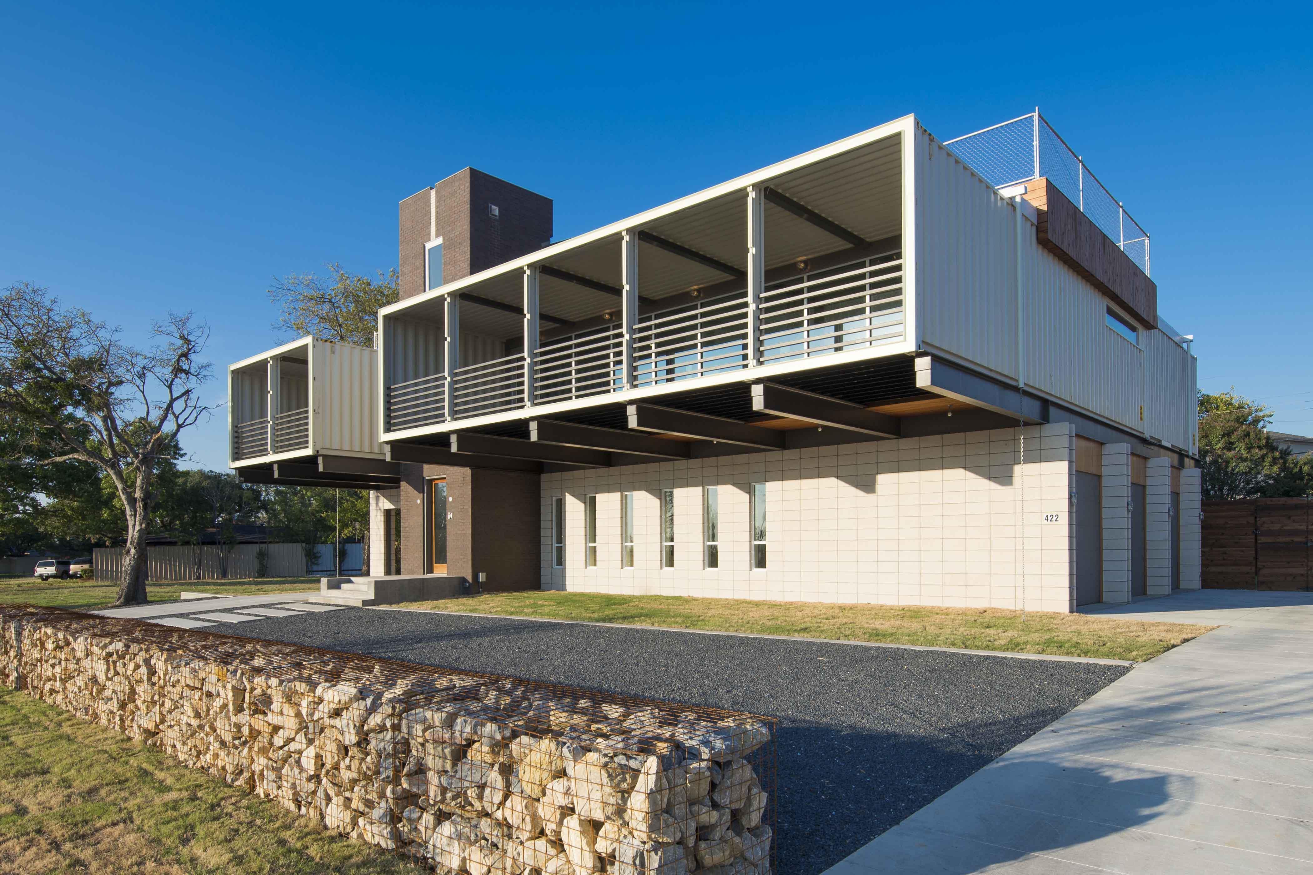 PV14 Dallas House exterior