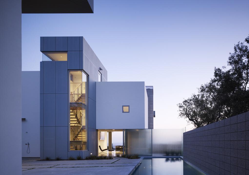 Ehrlich Architects Zeidler residence Aptos California modern architecture
