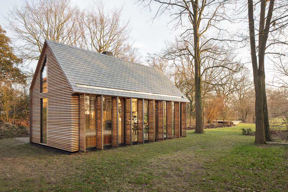 Handmade Cabin Traditional Exterior, The Netherlands