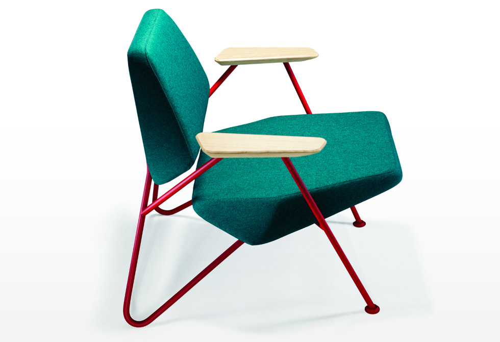 modernism-inspired chair