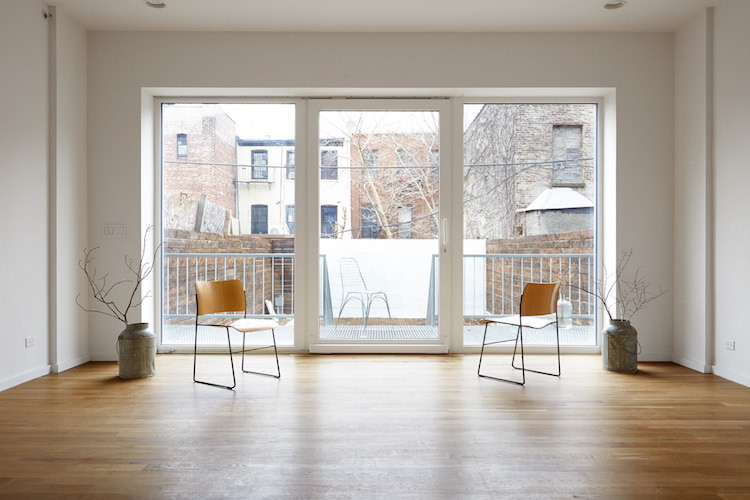 R-951 Passive House Residence in Brooklyn