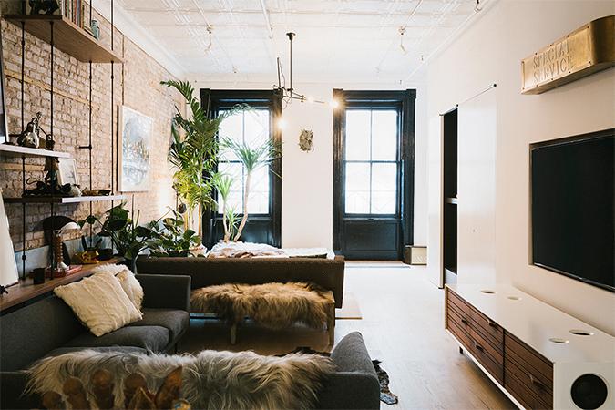 Dwell on Design Manhattan House Tour Tribeca loft