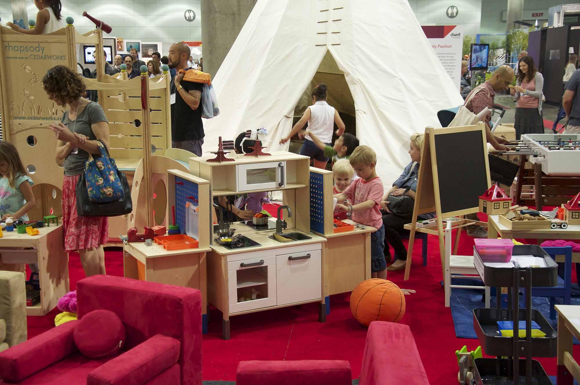 Dwell on Design Modern Family Pavilion