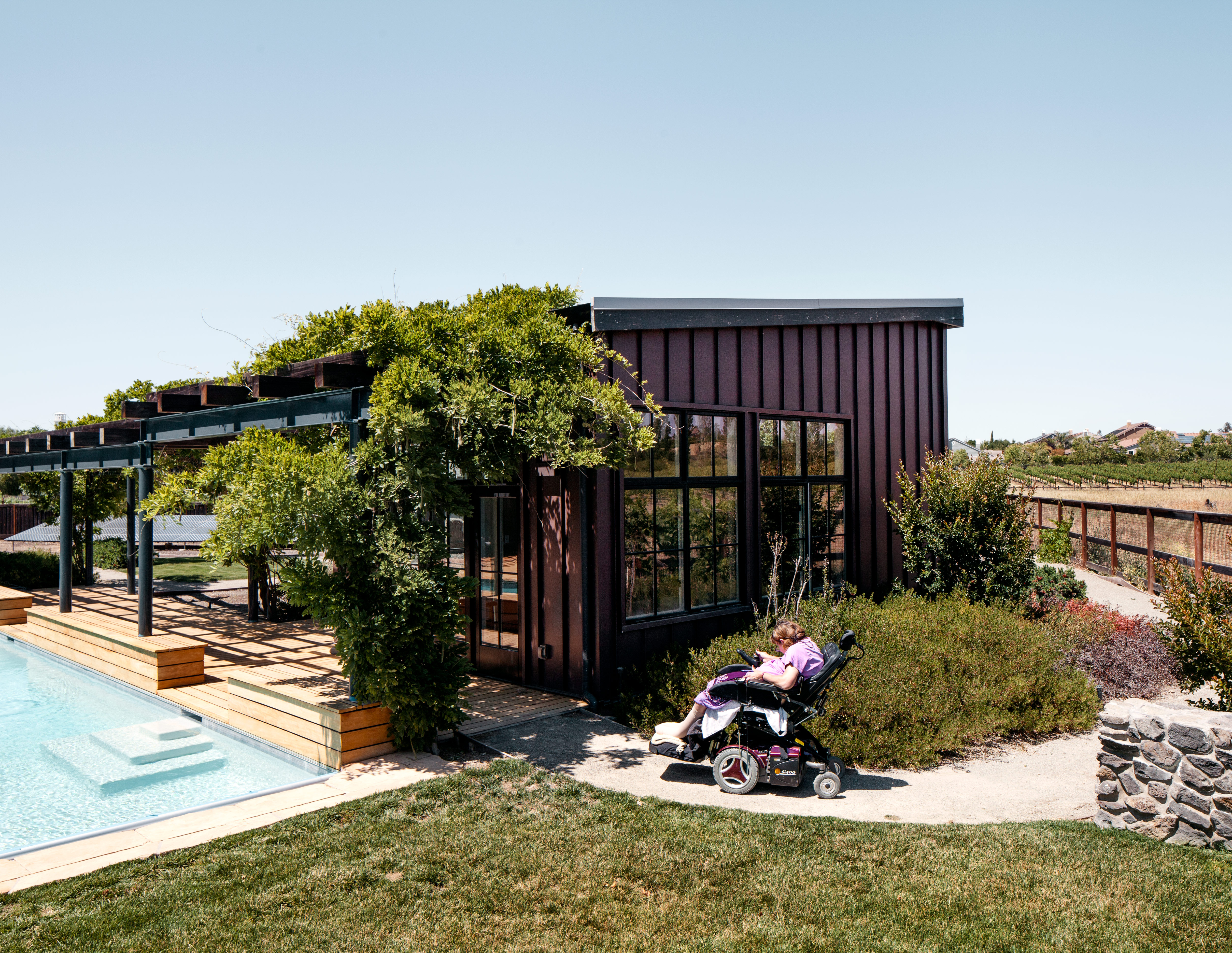 Accessible home in Northern California