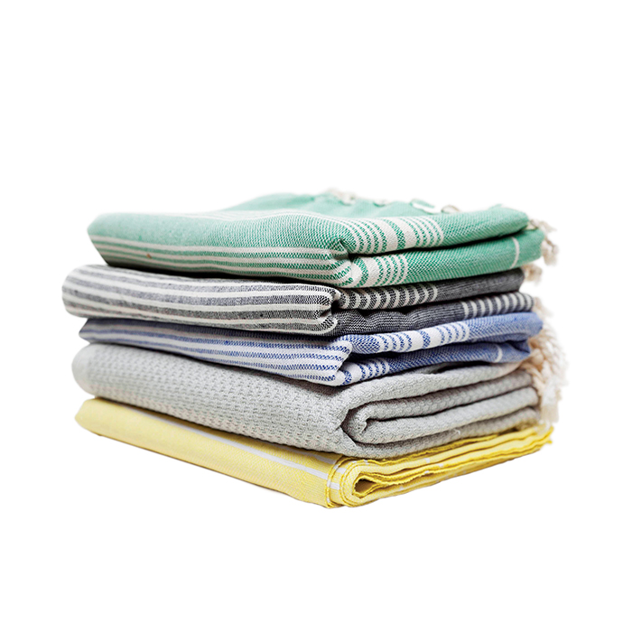 Q&A with Modern design leaders like Angie Myung of Poketo who recommends turkish pestemal towels