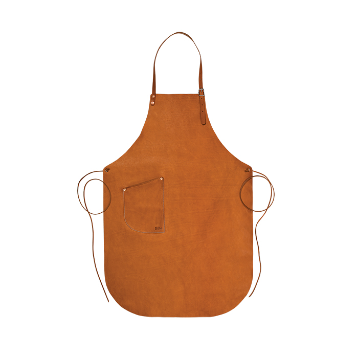 q&A with Modern design leaders like Frederik Carlström of Austere who recommends the leather apron by Bole Tannery as a host gift