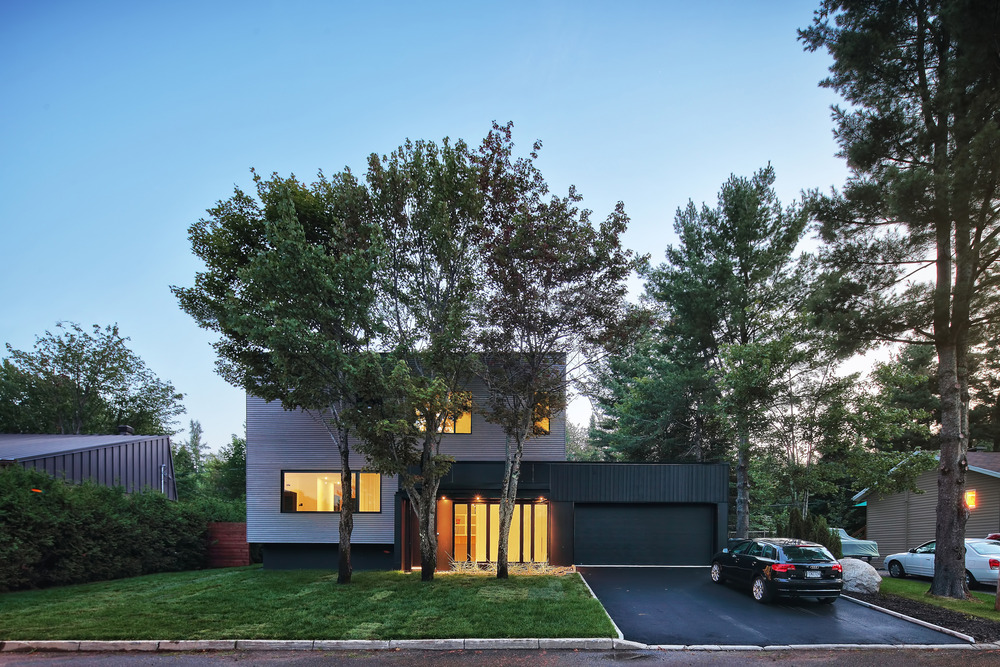 Renovated bungalow in Quebec