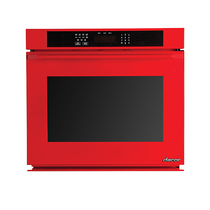 Modern custom oven Dacor Dacormatch Discovery iQ will match swatches