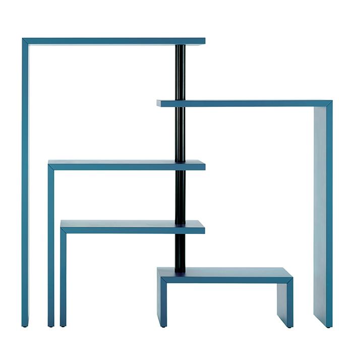 Joy shelf for Zanotta by Achille Castiglioni