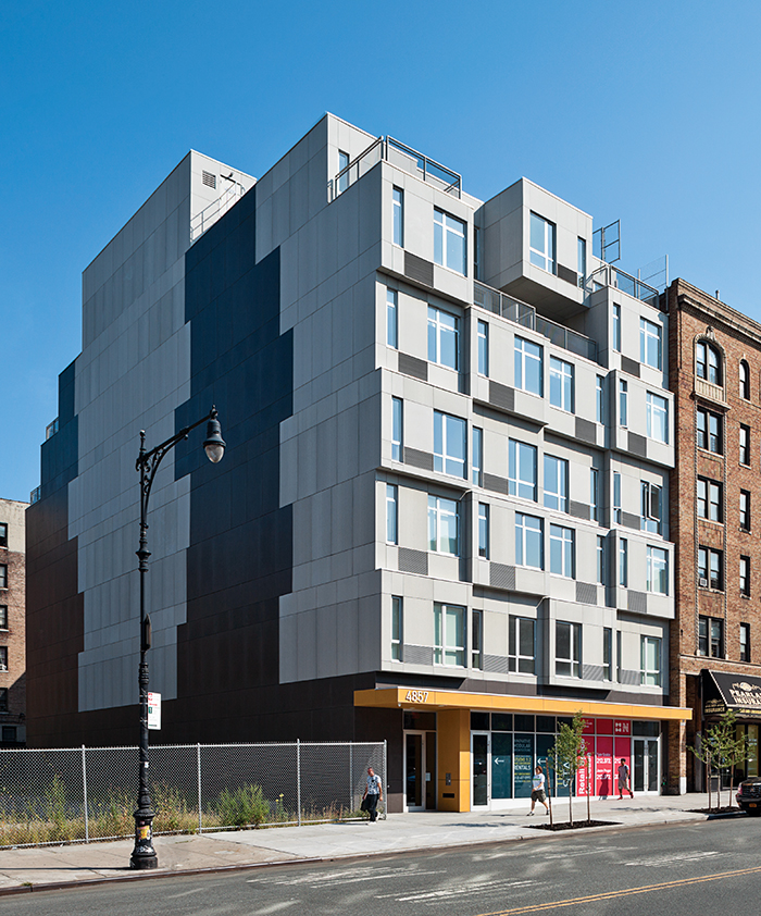 Northeast Prefab Sourcebook in New York City with affordable modular housing