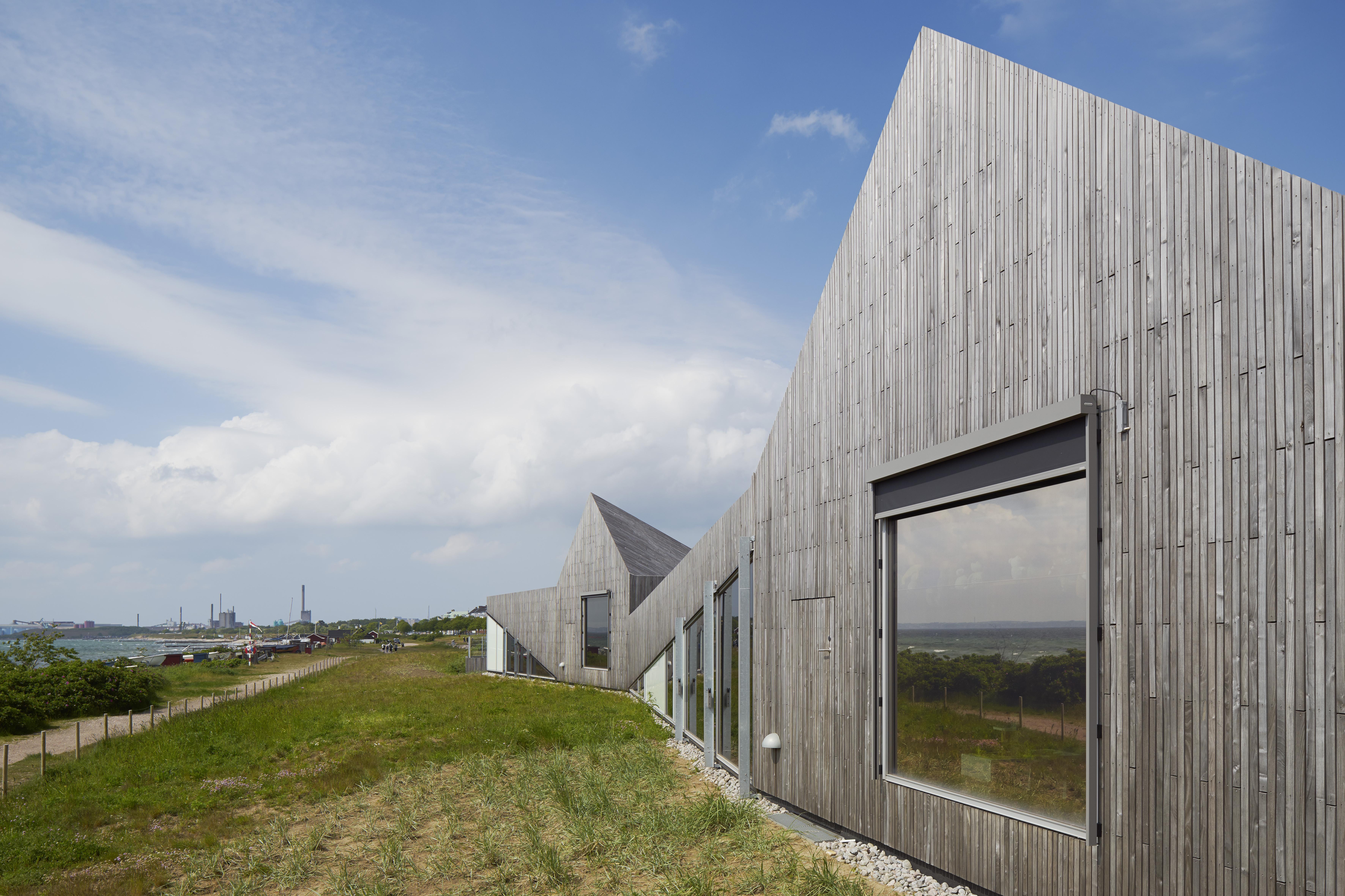 Raa Day Care Center by Dorte Mandrup Arkitekter.