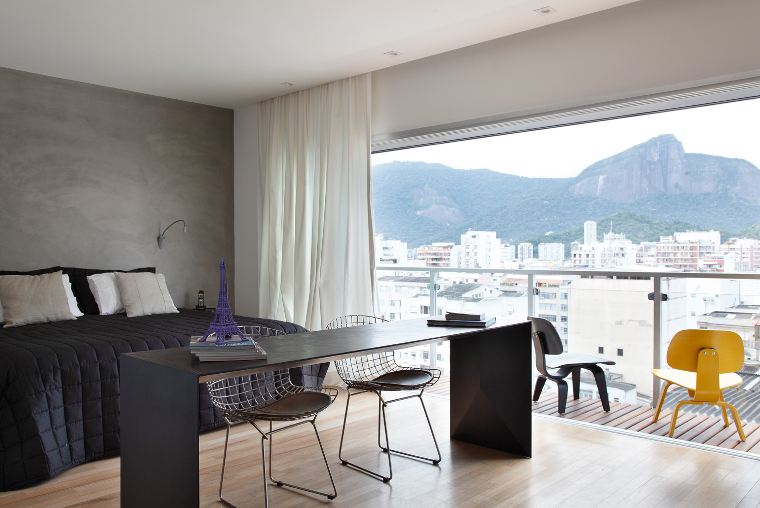 Penthouse in Rio de Janeiro with views of Ipanema
