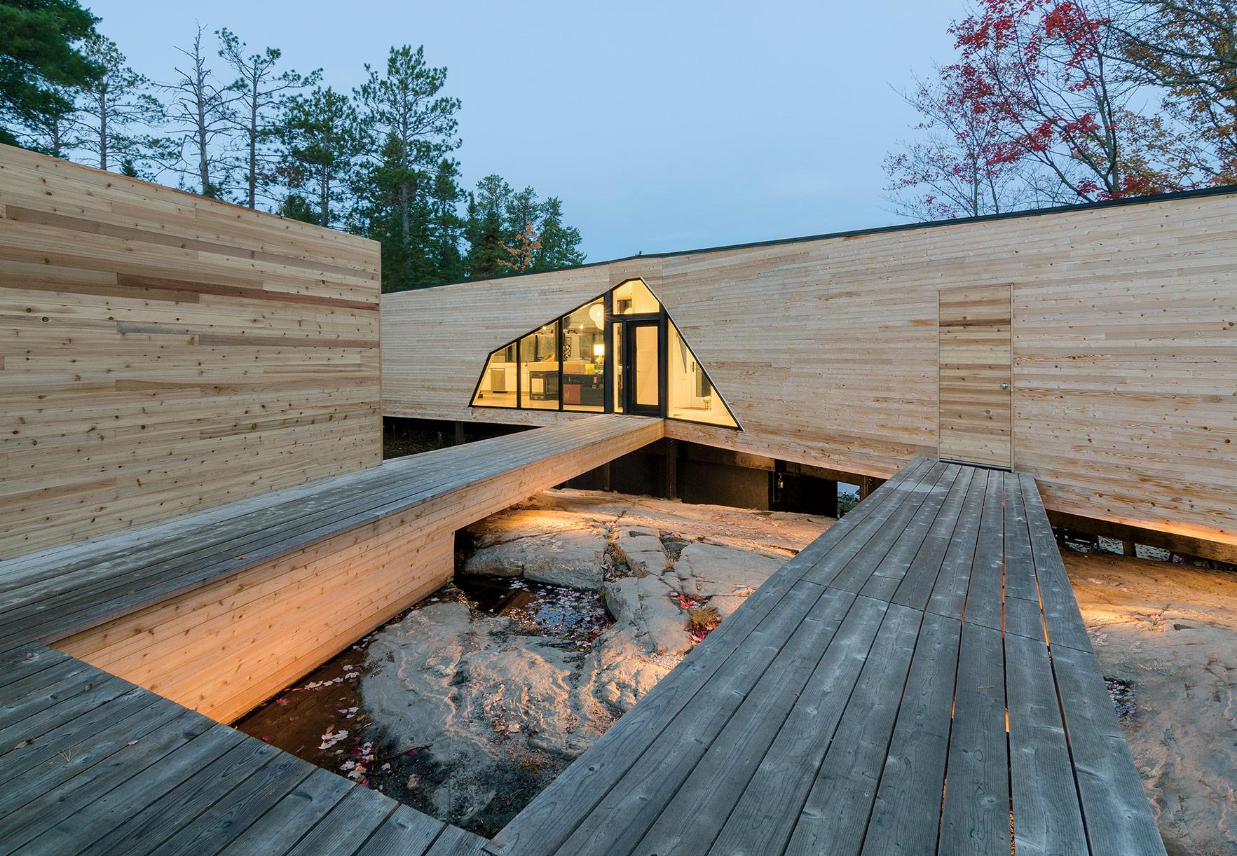 Wooden Walkways