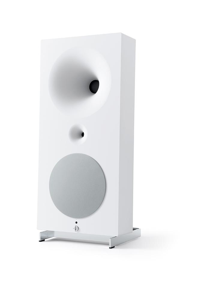 The Zero 1 digital speaker system by Avantgarde Acoustic