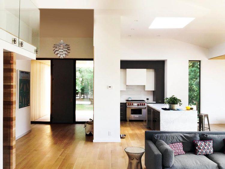 Hedge Row white oak flooring