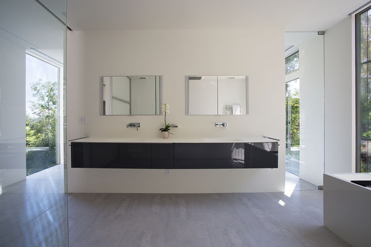 Orinda addition master bathroom