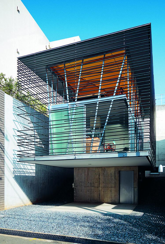"HOJO by Architecton, 2009, Shibuya-ku, Tokyo Prefecture, featured in ""Jutaku: Japanese Houses"" (Phaidon)"